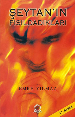 Şeytan'ın Fısıldadıkları Kitap Kapağı