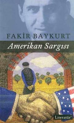 Amerikan Sargısı Kitap Kapağı