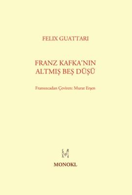 Franz Kafka'nın Altmış Beş Düşü Kitap Kapağı