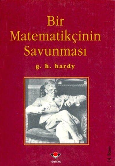 Bir Matematikçinin Savunması Kitap Kapağı