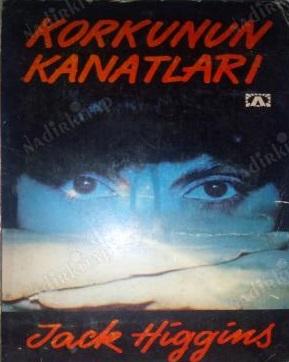 Korkunun Kanatları Kitap Kapağı