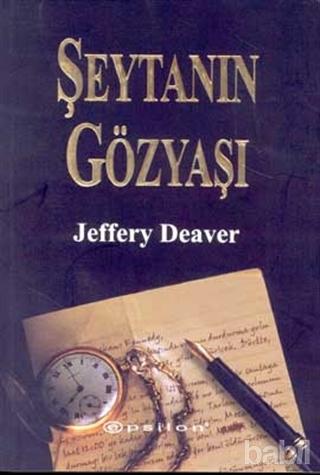Şeytanın Gözyaşı Kitap Kapağı