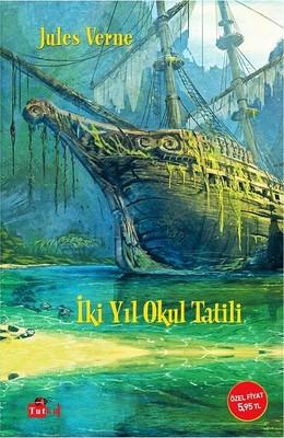 İki Yıl Okul Tatili Kitap Kapağı