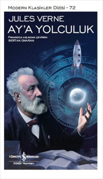 Ay'a Yolculuk Kitap Kapağı
