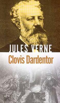 Clovis Dardentor Kitap Kapağı