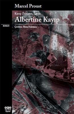 Albertine Kayıp Kitap Kapağı