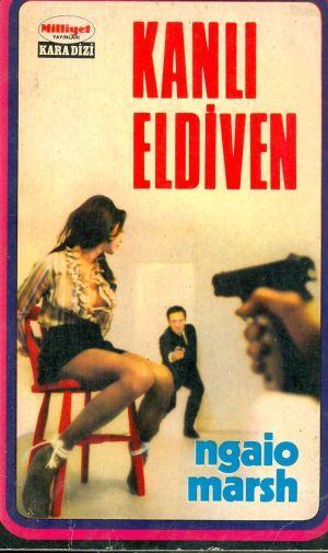 Kanlı Eldiven Kitap Kapağı