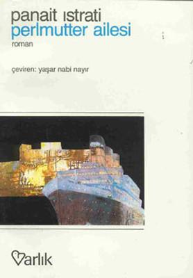 Perlmutter Ailesi Kitap Kapağı