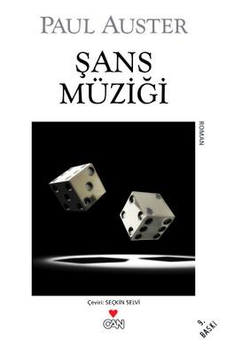 Şans Müziği Kitap Kapağı