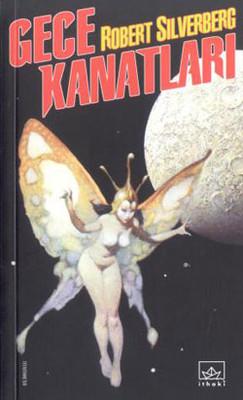 Gece Kanatları Kitap Kapağı
