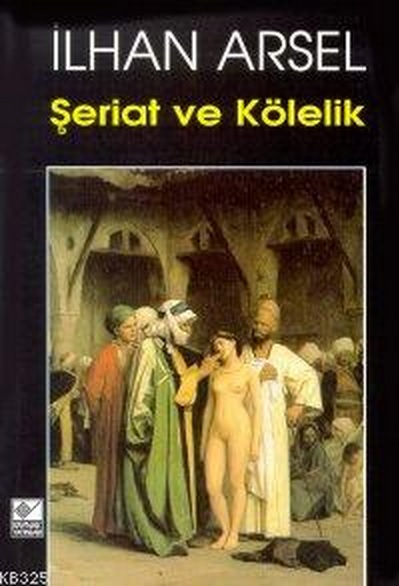 Şeriat ve Kölelik Kitap Kapağı