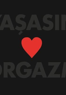 Yaşasın Orgazm Kitap Kapağı