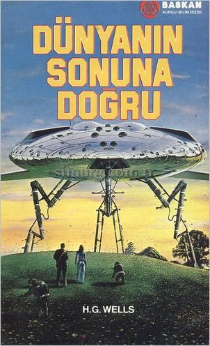 Dünyanın Sonuna Doğru Kitap Kapağı