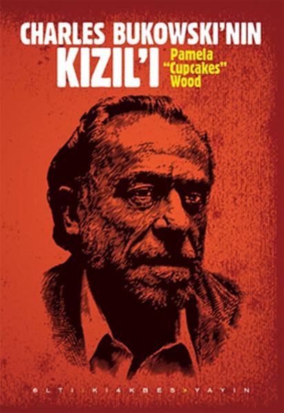 Charles Bukowski'nin Kızıl'ı Kitap Kapağı