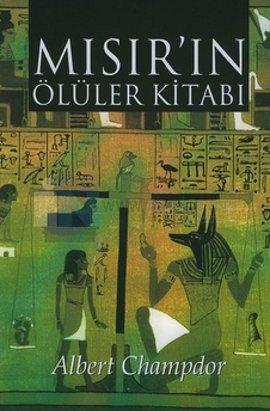 Mısır'ın Ölüler Kitabı Kitap Kapağı