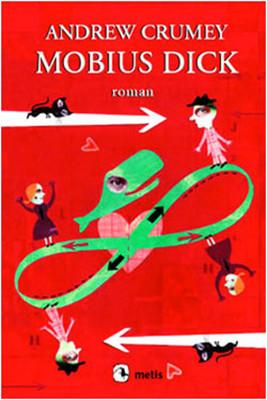 Mobius Dick Kitap Kapağı