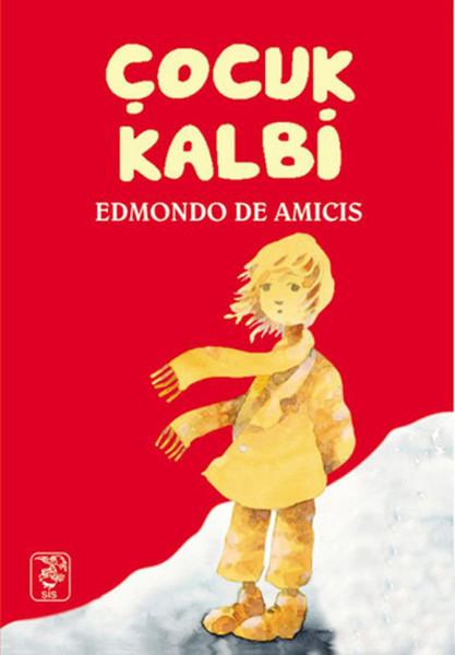 Çocuk Kalbi Kitap Kapağı