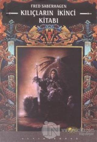 Kılıçların İkinci Kitabı Kitap Kapağı