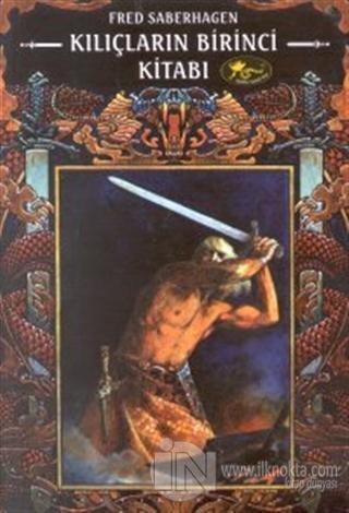 Kılıçların Birinci Kitabı Kitap Kapağı