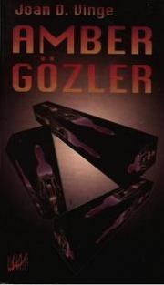 Amber Gözler Kitap Kapağı