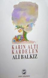 Karın Altı Kardelen Kitap Kapağı