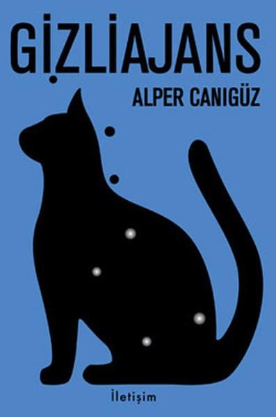 Gizliajans Kitap Kapağı