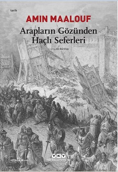 Arapların Gözüyle Haçlı Seferleri Kitap Kapağı