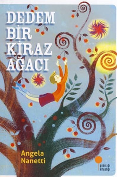 Dedem Bir Kiraz Ağacı Kitap Kapağı