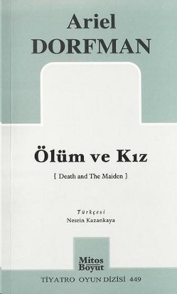Ölüm ve Kız Kitap Kapağı