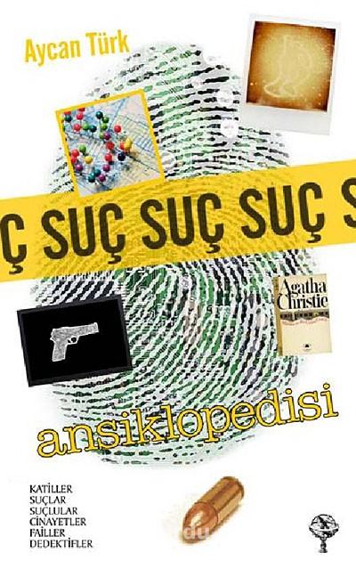 Suç Ansiklopedisi Kitap Kapağı