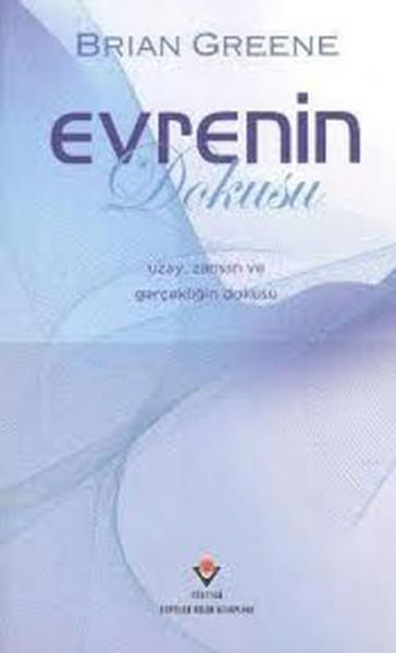 Evrenin Dokusu (Uzay, Zaman ve Gerçekliğin Dokusu) Kitap Kapağı