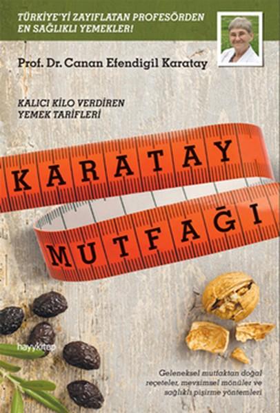 Karatay Mutfağı: Kalıcı Kilo Verdiren Yemek Tarifleri Kitap Kapağı