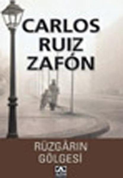 Rüzgarın Gölgesi Kitap Kapağı