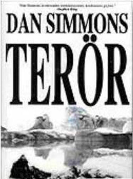 Terör Kitap Kapağı