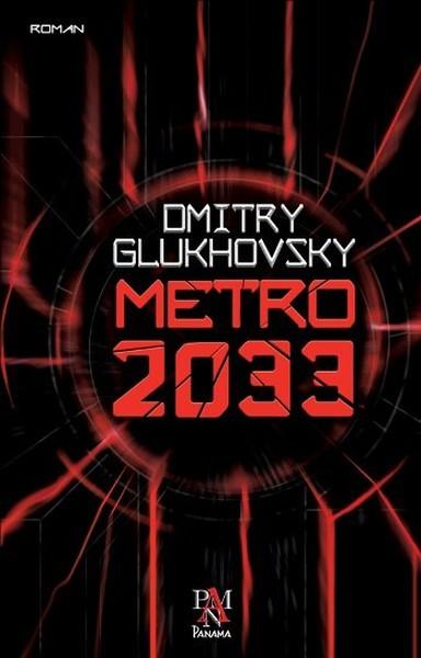 Metro 2033 Kitap Kapağı