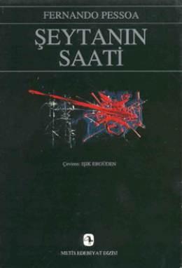Şeytanın Saati Kitap Kapağı