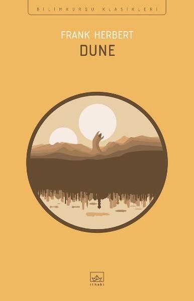 Dune Kitap Kapağı