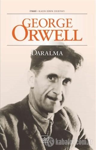 Daralma Kitap Kapağı