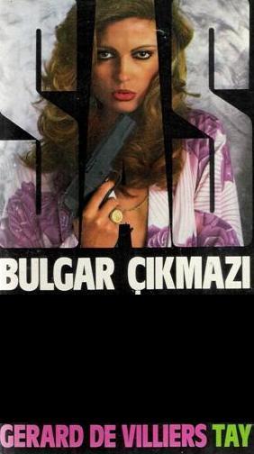 Bulgar Çıkmazı Kitap Kapağı