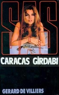 Caracas Girdabı Kitap Kapağı
