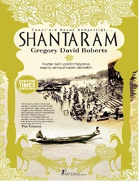 Shantaram Kitap Kapağı