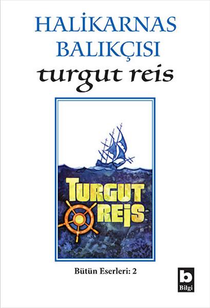 Turgut Reis Kitap Kapağı