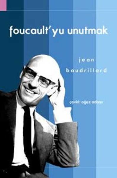 Foucault'yu Unutmak Kitap Kapağı