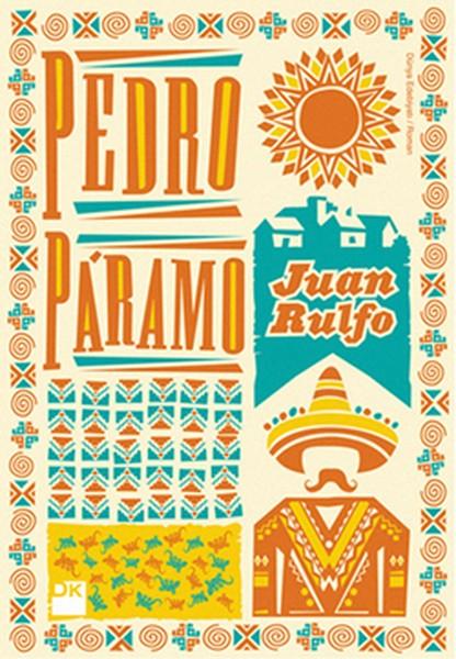Pedro Paramo Kitap Kapağı