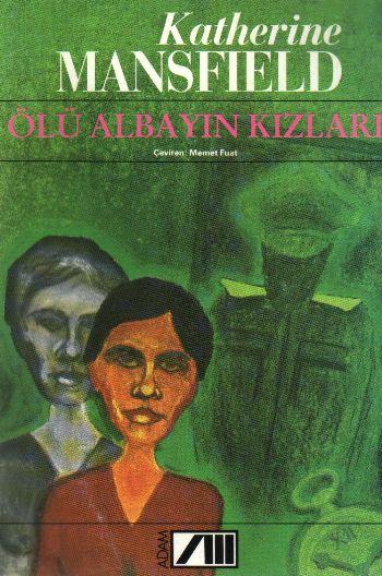 Ölü Albayın Kızları Kitap Kapağı
