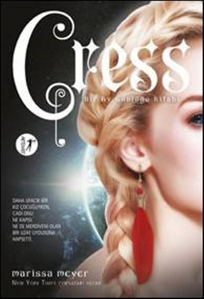 Cress Kitap Kapağı