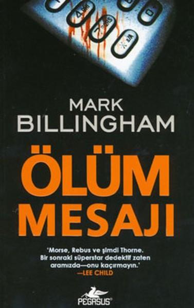 Ölüm Mesajı Kitap Kapağı