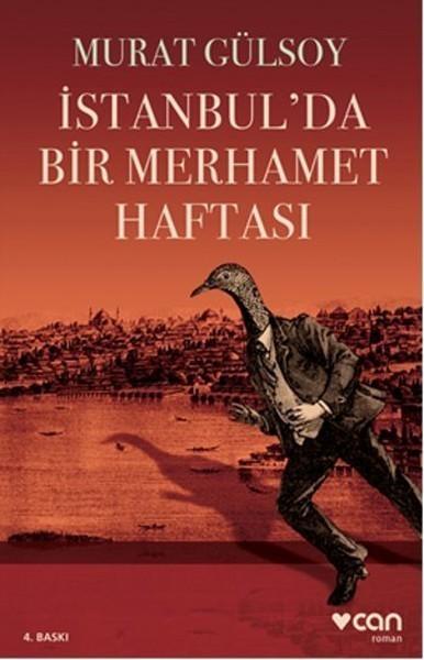 İstanbul'da Bir Merhamet Haftası Kitap Kapağı