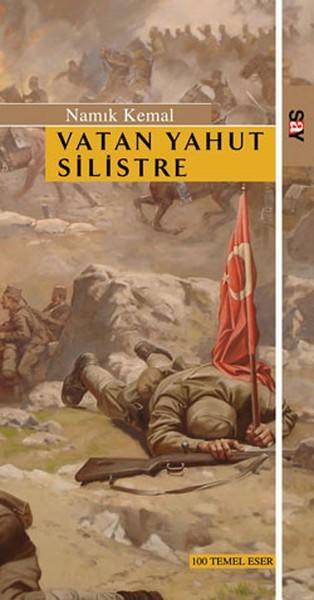 Vatan Yahut Silistre Kitap Kapağı