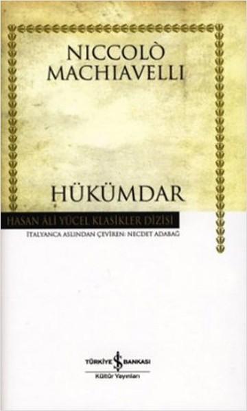 Hükümdar Kitap Kapağı